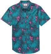 Billabong Men's Havannas Floral Short-Sleeve Shirt