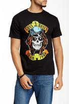Bravado Guns N' Roses Appetite Tour 88 Graphic Tee