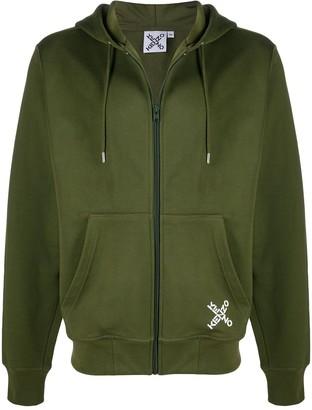 Kenzo Sport zipped hoodie