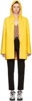 Stutterheim Yellow Stockholm Raincoat