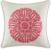 """Echo Florentina Pink Decorative Pillow, 18"""" x 18"""""""