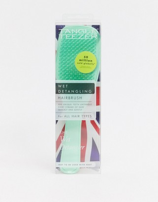 Tangle Teezer The Wet Detangler Hairbrush Mint Karma