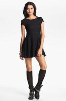 Fire Lace Skater Dress (Juniors)