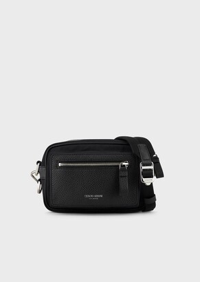 Giorgio Armani Waterproof Nylon Bag