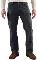 Carhartt Weathered Duck Jeans - Dungarees, Double Front (For Men)