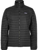Patagonia Quilted Shell Down Jacket - Black