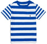 Ralph Lauren Boys' Pocket Crew Tee - Little Kid