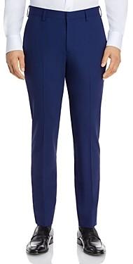 Theory Zaine Good Wool Extra Slim Suit Pants