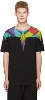 Marcelo Burlon County of Milan Black Nicolas T-shirt