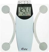 Weight Watchers WW67T Glass Scale, Body Analysis