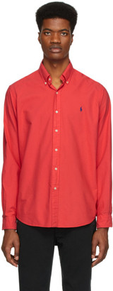 Polo Ralph Lauren Pink Classic Fit Shirt