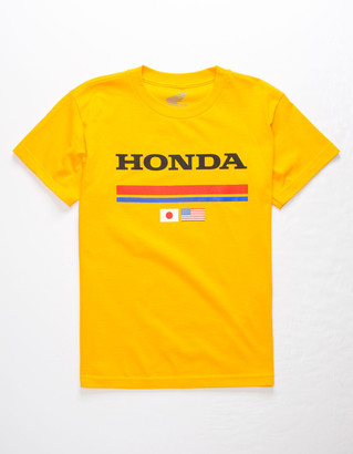 HONDA Track Boys T-Shirt