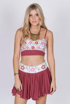 Raga Linden Blossom Ruffle Skirt