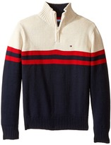 Tommy Hilfiger Connor 1/2 Zip Sweater (Toddler/Little Kids)