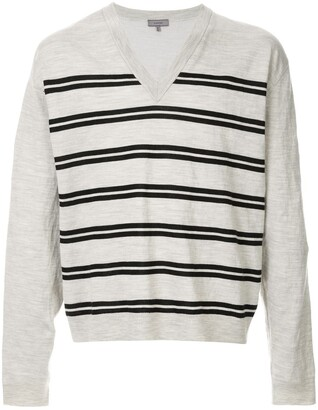 Lanvin Striped Sweater