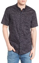 Billabong Men's Marker Print Woven Shirt