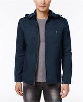 INC International Concepts Men's Hooded Windbreaker, Created for Macy's