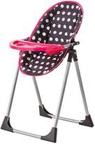 Lissi Rosa 4-in-1 Dolls Highchair