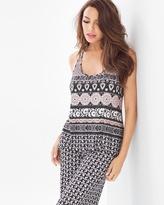 Soma Intimates Wayside Pajama Cami Black