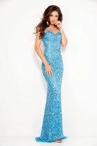 Scala 48546 Dress In Sky Blue