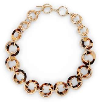 Ralph Lauren Tortoiseshell Necklace