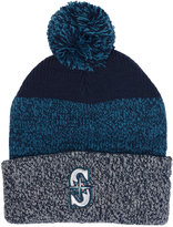 '47 Seattle Mariners Static Pom Knit Hat