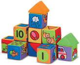 Melissa & Doug Match & Build Blocks