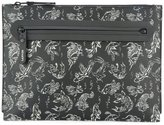 Lanvin koi fish clutch bag