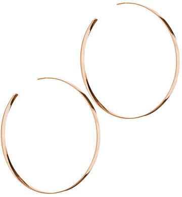 Lana Wide Mega Hoop Earrings