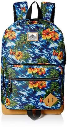 Steve Madden Floral Dome Backpack