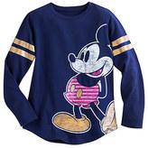 Disney Mickey Mouse Long-Sleeve Tee for Girls - Walt World