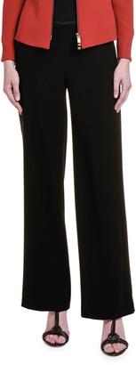Giorgio Armani China Wide-Leg Pants