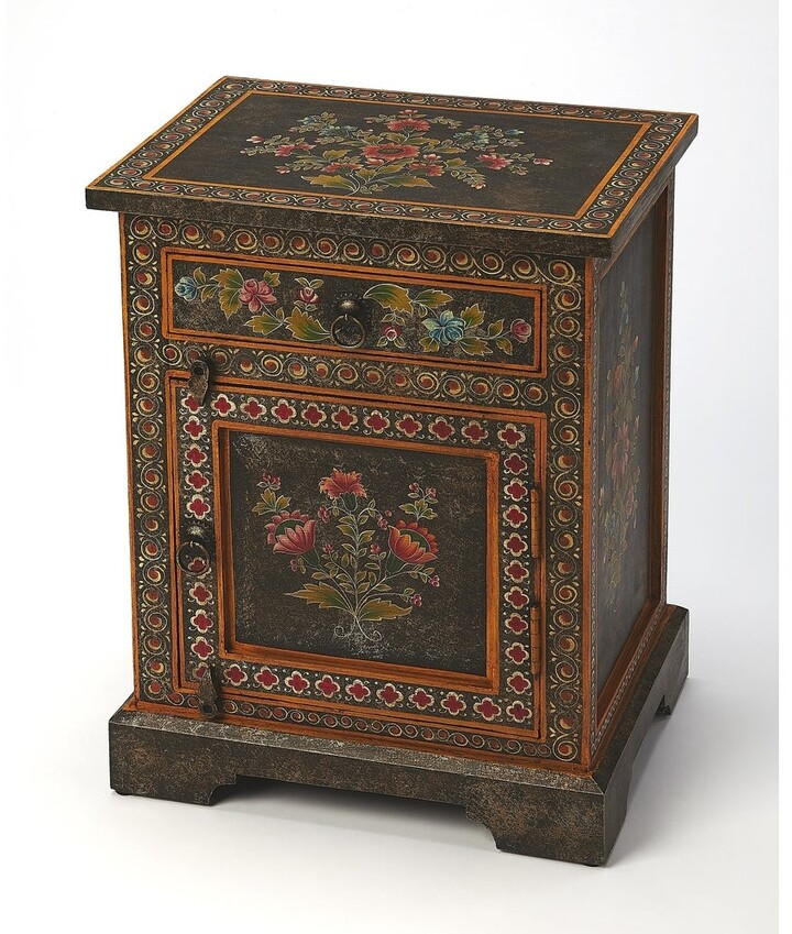 Thumbnail for your product : Butler Bihar Hand Painted Chest