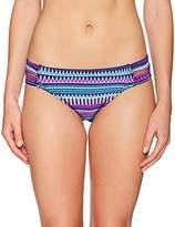 Jag Women's Leafy Escape Bikini Bottom