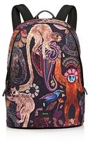 Paul Smith Monkey Print Backpack
