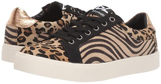 Chinese Laundry Embark (Tan Multi Animal Print) Women's Lace up casual Shoes