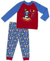 Kids Clothing- Mini Club Brand 15 Mini Club Boys Christmas Pyjamas Penguin