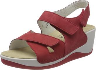 Berkemann Women's Ginette Ankle Strap Sandals