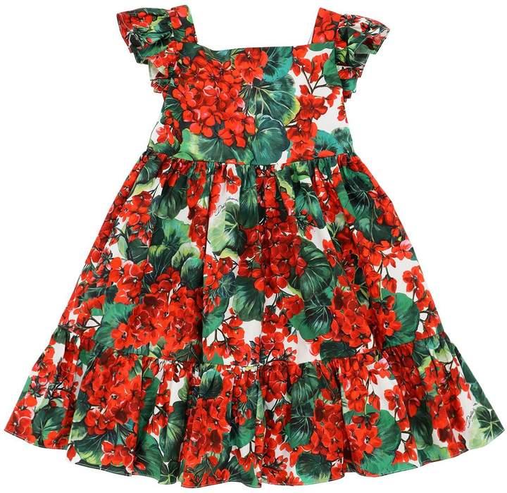 b5e1ab50 Dolce Gabbana Floral Dress Girls - ShopStyle
