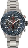 Tag Heuer Red Bull Racing Special Edition Carrera Chronograph Watch 45mm