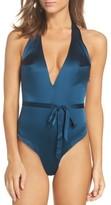 For Love & Lemons Women's Aires Halter Bodysuit