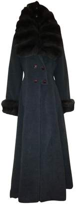 Giuliana Teso Chinchilla Coat for Women Vintage
