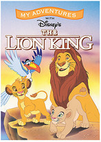 Disney The Lion King Personalizable Book - Standard Format