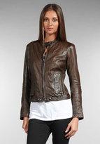 SWORD Volterra Leather Jacket