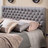 Asstd National Brand Blaine Full/Queen Upholstered Tufted Headboard