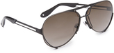 Givenchy Aviator Sunglasses