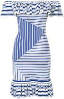 Rebecca Vallance Corsica mini dress