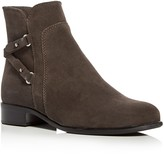La Canadienne Sharon Round Toe Booties