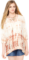 Motherhood Tie Dye Maternity Tunic