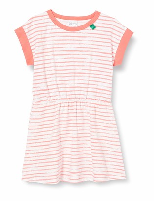 Fred's World by Green Cotton Baby Girls' Ocean Stripe Dress